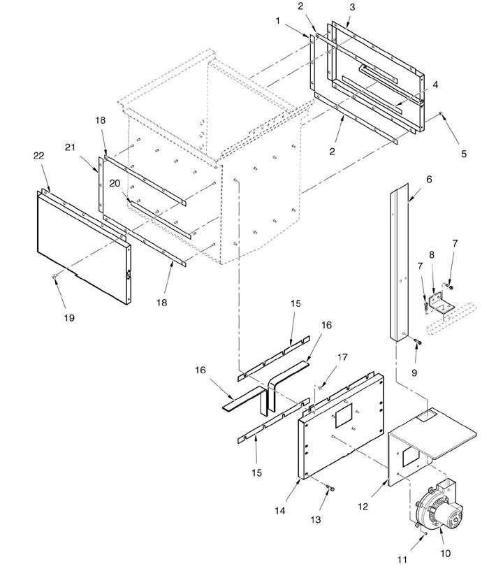 Diagram on Leeson Motor Parts Diagram