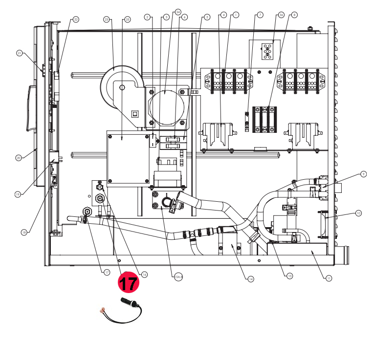 wiring diagram also 8 pin ice cube relay electric fan