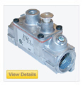 Bakers Pride Oven Gas Valves
