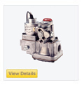 Cecilware Fryer Gas Valve
