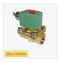 Alto Shaam Water Solenoid