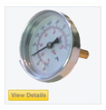 Henny Penny Temperature Gauge