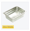 Wells Stainless Pan