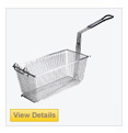 Fry Basket For Fryer