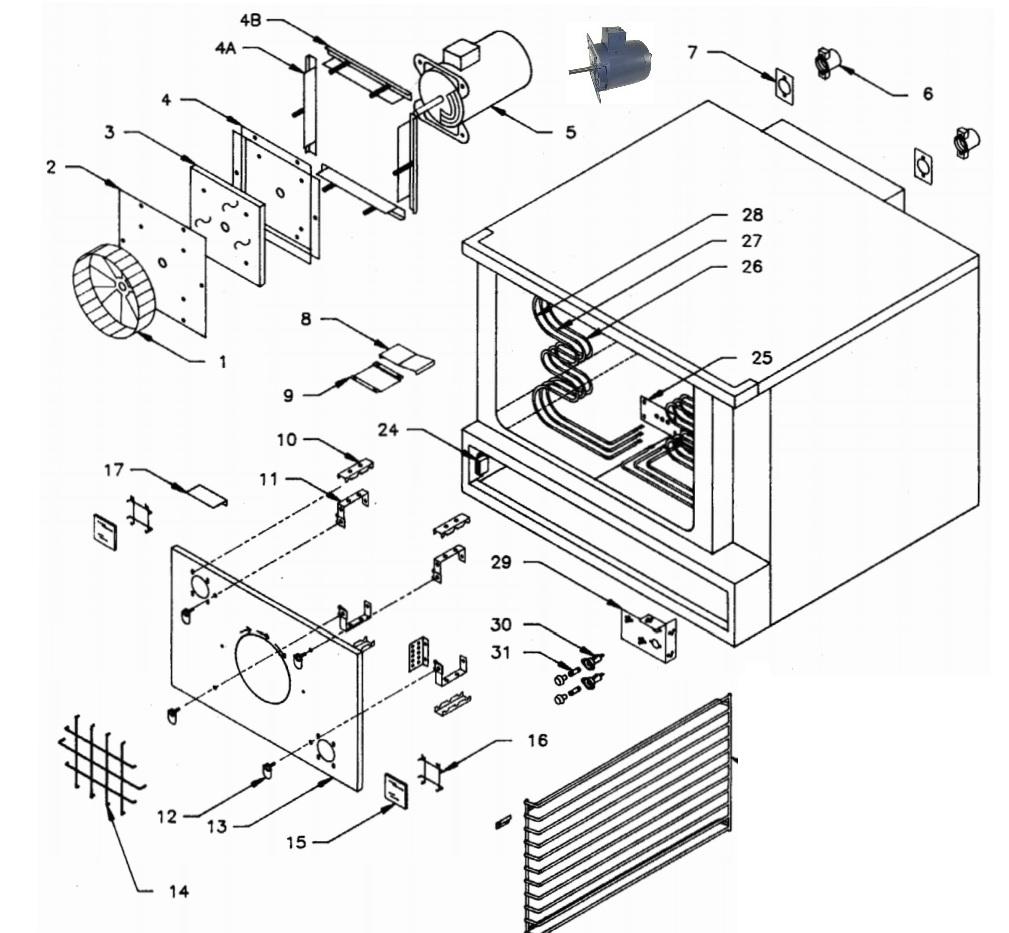 genteq motor wiring diagram  ecm x motor wiring diagram