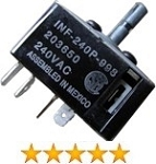 Garland G03185-2 240V Infinite Switch