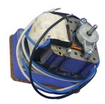 Rex Engineering 2U-Z11871 Drive Motor 208-240V CCW For Holman