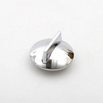 Garland 4522137 Chrome Knob