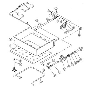 Parts For Whirlpool Kb3ss besides 0721050 together with Bakers Pride M5870A Flame Sensor p 39419 further 1031 Saeco Sg 200 E Steam Needle Spring furthermore A  1439726 Heating Element For Griddle p 36908. on kitchenaid grinder parts