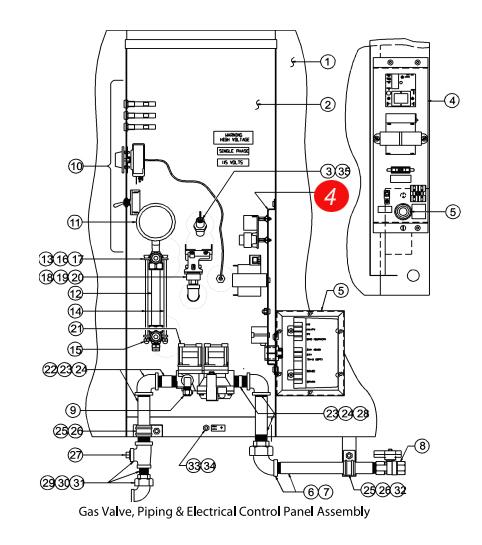Groen 012313 Thermostat Kettle 100 290 Degree