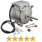 Blodgett Convection Oven Motor by FIR Elettromeccanica 1/2HP Motor # 20000 - Two Speed 1710RPM / 1120RPM