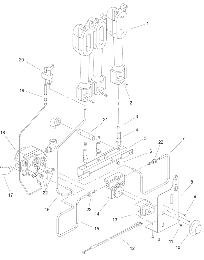 Pitco Deep Fryer Wiring Diagram