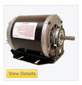 Middleby Main Blower motor