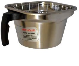 Fetco B001280B1 Stainless Steel Brew Basket  (Old # 101165)