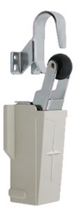 Kason CEN1093 Door Closer Flush Mount