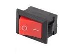 Cecilware L155A On-Off Switch-Red - *Same As L155S*