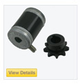 Lincoln Oven Conveyor Drive Parts