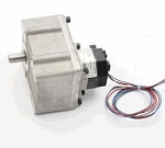 Gleason Avery Model #: L20R24V Step P/N 4060164 Stepper Motor & Gear Box