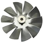 Food Warming eq fan blade BLD FAN AL